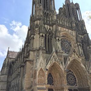 シャンパーニュ  Reims