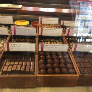 ブリュッセルのうまうまチョコレート♡