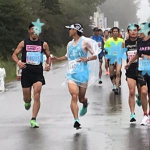 榛名湖マラソンの応援