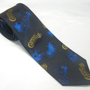 クリスマスのネクタイ