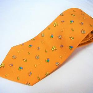 ネクタイが雨に濡れてしまった時