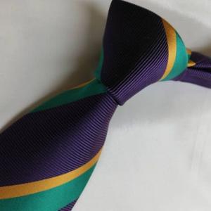 大切なネクタイの修理、お直しは専門の縫製工場で
