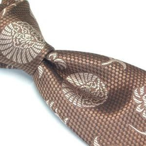 ネクタイの結びめのえくぼ