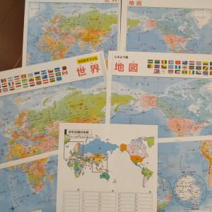 日本地図だけじゃ飽き足らない!