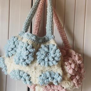 パプコーンモチーフで何を編む?