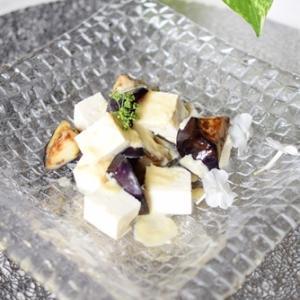 茄子と豆腐の和・前菜