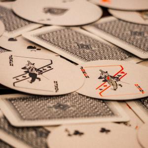 カードのウラオモテ