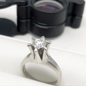 ダイヤ0.714ct・指輪のお買取♪