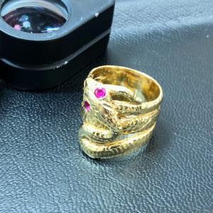 18金 16g・指輪のお買取♪