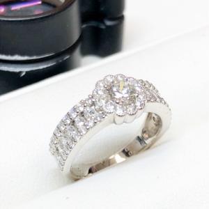 ダイヤ0.34ct・指輪のお買取♪