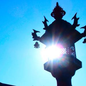 ❹岡崎天満宮で合格祈願!と名鉄鉄橋100年の歴史