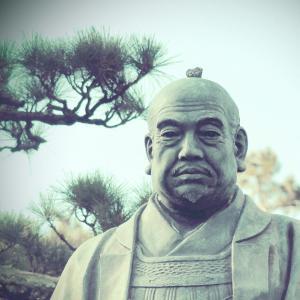 ❾岡崎天満宮で合格祈願!と名鉄鉄橋100年の歴史