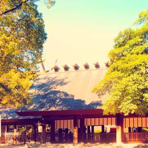 ❽あいち・なごや生物多様性EXPOと宮の渡し跡から熱田神宮 ゴール