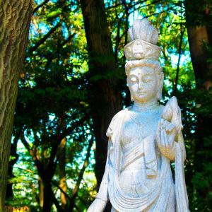 ❹神社仏閣と東谷山散策