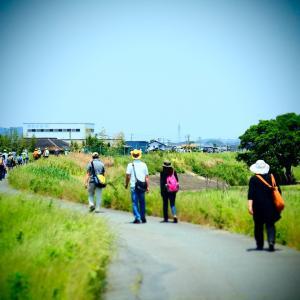 ❽花と緑のうるおいファーム西尾市憩いの農園から吉良の里へ