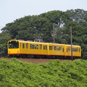 ❺軽便鉄道と昭和レトロの町並み
