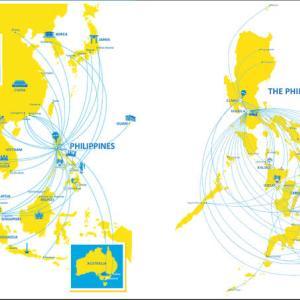 フィリピン外国人観光客数・国別1位 韓国、2位 中国、日本は4位