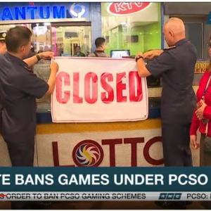 フィリピン国内Lotto宝くじ売り場を24時間以内に閉鎖