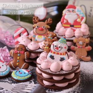 【12月募集】クリスマスナンバーケーキレッスン