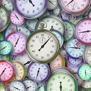 時間の使い方は量より質