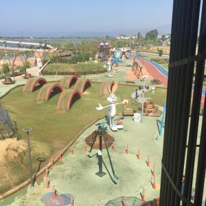 フェティエの素晴らしい公園