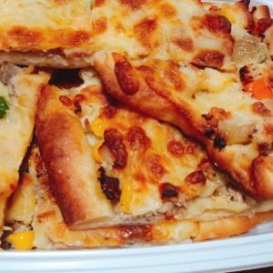 トルコのピザやら肉まん