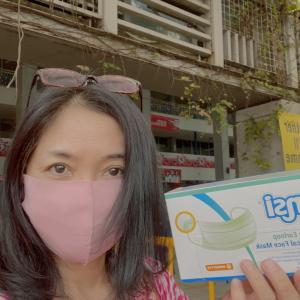 シンガポールでコロナワクチン2回目接種終了