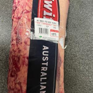あの激安デリバリーでオーストラリアのステーキ肉を格安で!