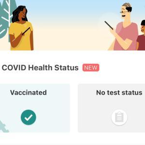 コロナワクチン接種本日で本当に完了!証明はどうやって取る??