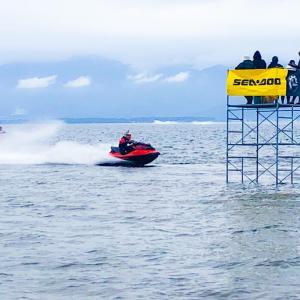 SEA.DOO 猪苗代湖90分耐久レースのYouTube