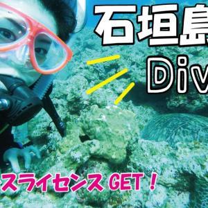 石垣島ダイビングのこと