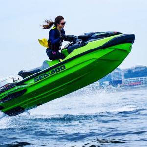 SEA.DOO RXT-X300 RS テーちゃん