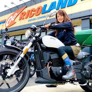スペインのモーターサイクルブランド★レオンアートで