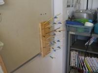 チョウが次々に羽化する教室 <チョウを育てよう>