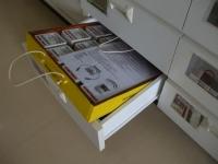 簡易検流計の収納 2