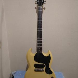 ギターパーツ交換