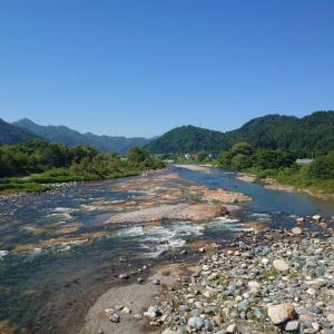 福島県絶景伊南川