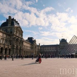 パリにスリ大発生注意報!秋の青空散歩
