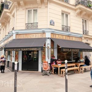 パリの大人気パン屋さんのスペシャリテは評判通り美味!