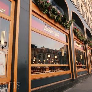 久しぶりパリの大人気食堂はメニューが変わっていた!