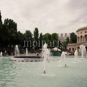 パリ19区ヴィレット貯水池の通な楽しみ方