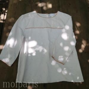 リサイクル服で夏コーデ3スタイル