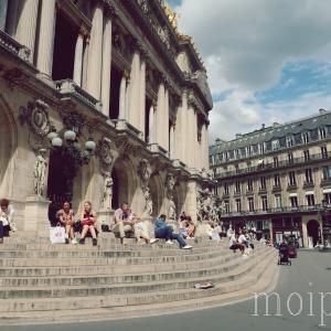 コロナの夏、7月現在のパリの日常の様子