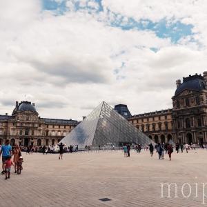 夏のパリ、気持ちいい公園を散歩しましょう!