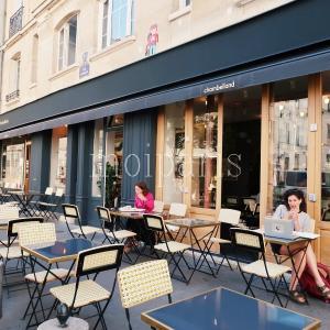 パリの人気グルテンフリーのパン屋さん