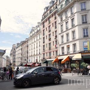 パリの異国。混沌と活気のエキゾチックマルシェ