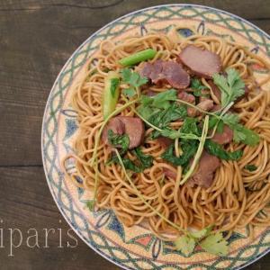 パリのご近所さんの美味しいアジアの麺料理