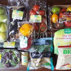 フランスのスーパー、ガンリスク低減BIO食材