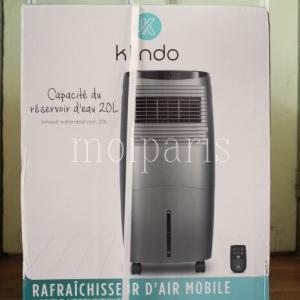 エアコンがないパリの猛暑に備えて購入した物