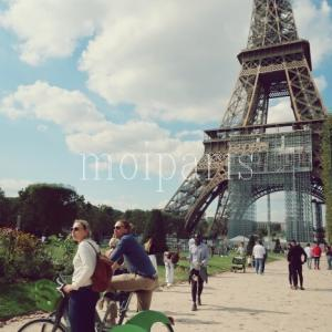 インディアンサマーが去ってパリに秋がやってきた